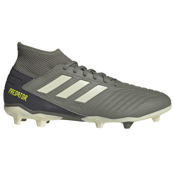 adidas Predator 19.3 FG Football Boot, Green