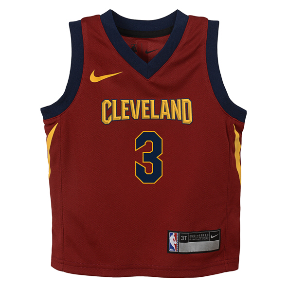 Nike Cavs Thomas Junior Jersey Red
