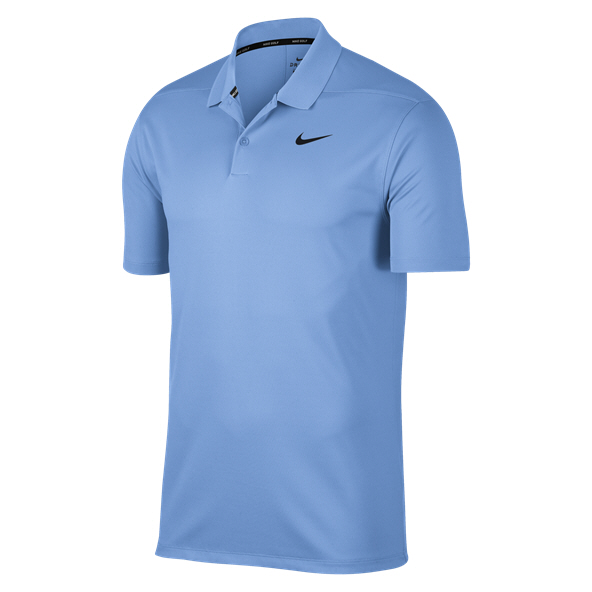 Nike Golf Victory Solid Dry Polo, Blue