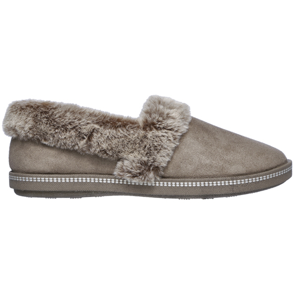 Skechers Cozy Campfire Women's Shoe, Dark Taupe