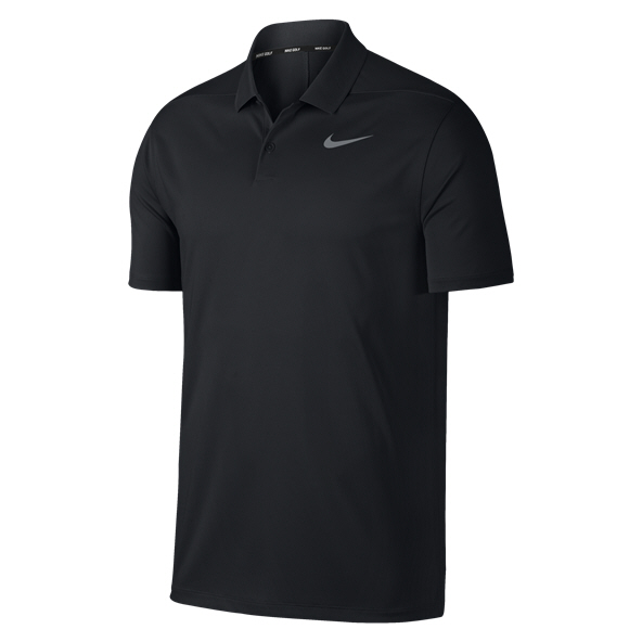 Nike Golf Victory Solid Dry Men's Polo Black