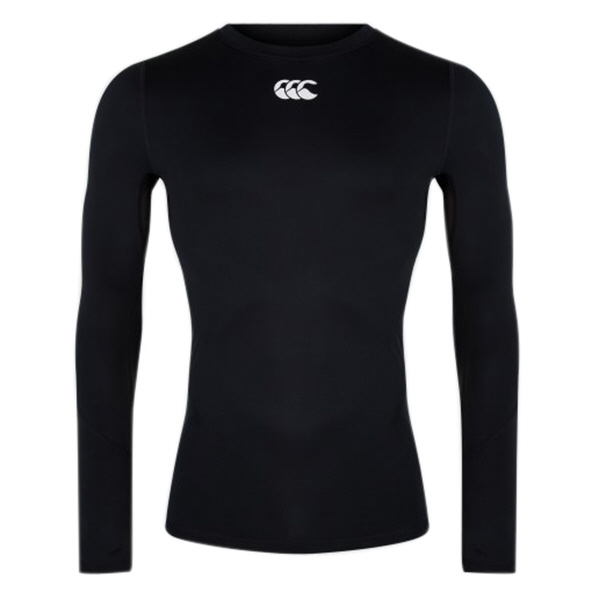 Canterbury Mercury Compression Top, Black
