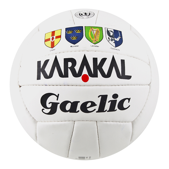 Karakal GAA Ball Size 4 White