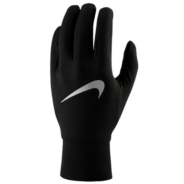 Nike Dry Running Women's Gloves Black/Silver