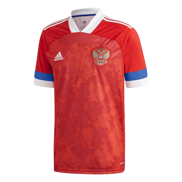 adidas Russian 2020 Home Jersey, Red