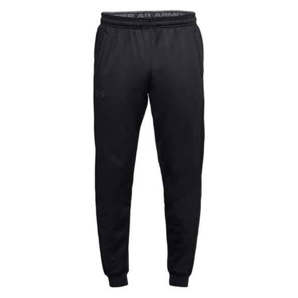 Under Armour® Fleece Men's Jogger, Black