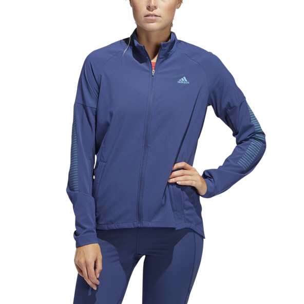 adidas Run Wmn Jacket Indigo