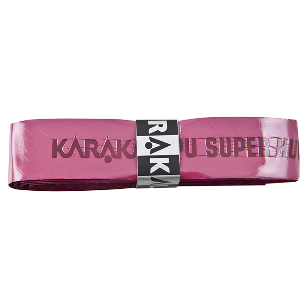 Karakal PU Super Hurling X-Long Grip Maroon