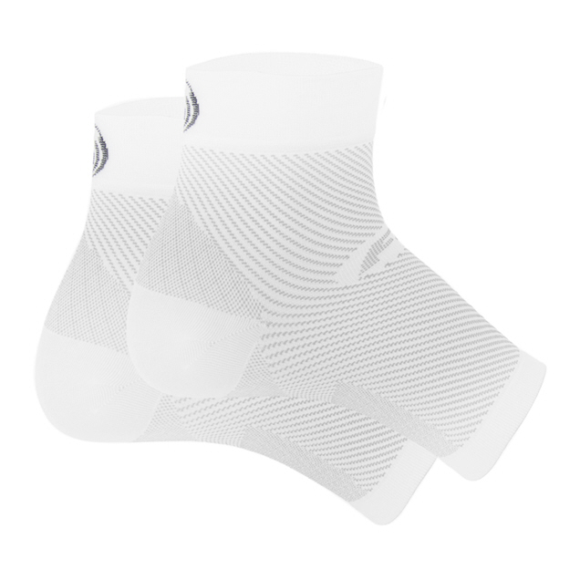 OS1st Performance Foot Sleeve White
