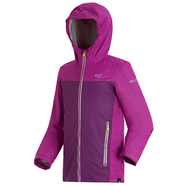 Regatta Allcrest III Girls' Jacket Camelia