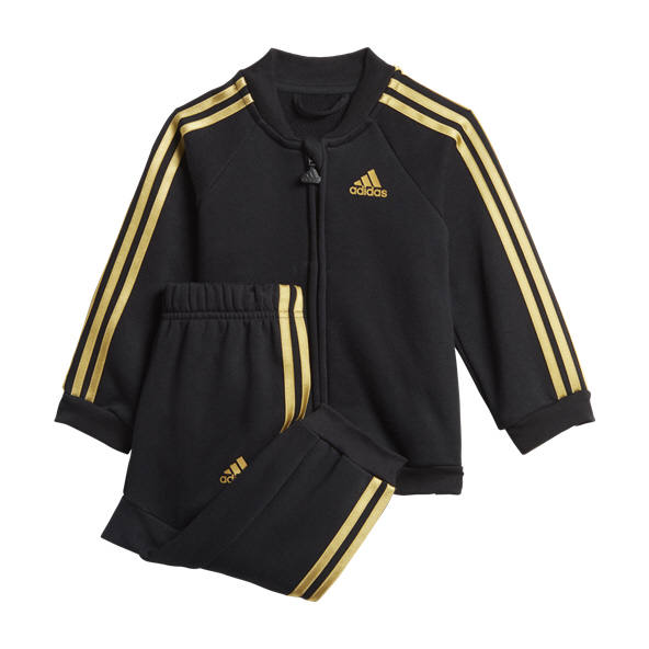adidas Holiday Boys' Tracksuit, Black