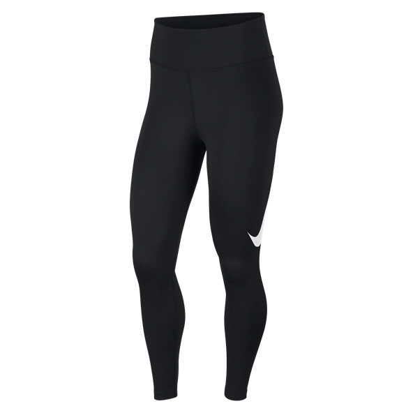 Nike Swoosh Women's 7/8 Tight Black