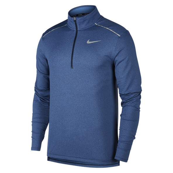 Nike Element Run 3.0 Men's ½-Zip Running Top, Navy