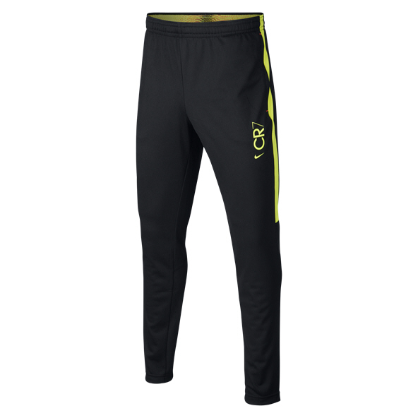 Nike CR7 Dry Boys' Football Pant, Black