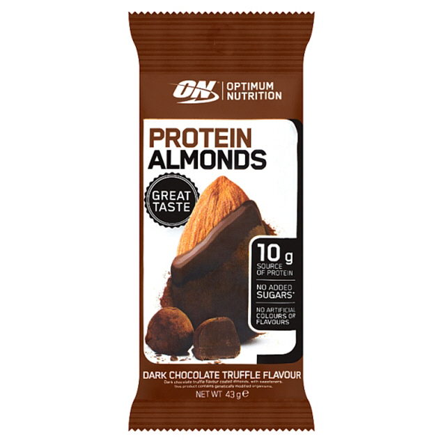 ON Protein Almonds Dark Choc Truffle