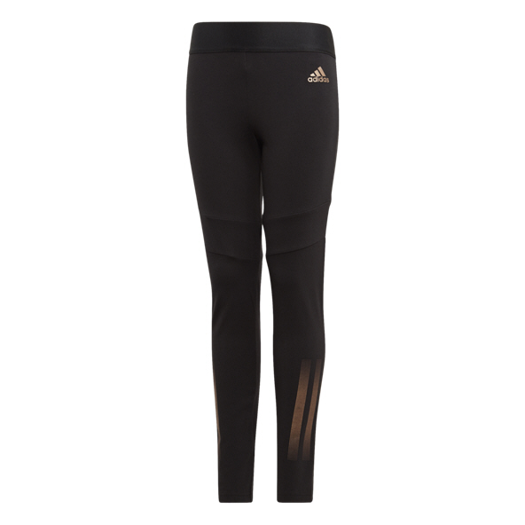 adidas ID Glam Girls' Tight, Black