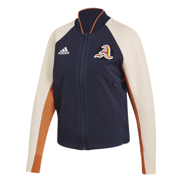 adidas CITY Women's Jacket, Navy