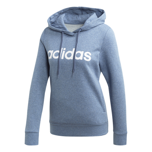 adidas Essentials Linear Women's Hoody, Tech Ink
