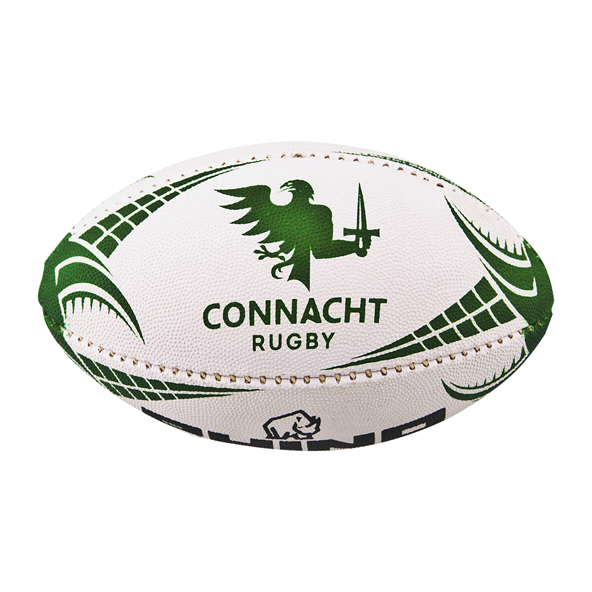 Rhino Connacht 2019/20 Mini Ball, White