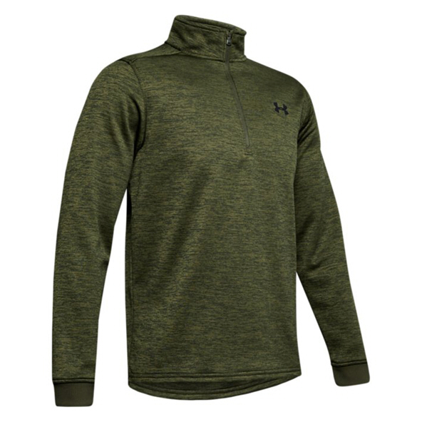 Under Armour® Armour Fleece ½ Zip Men's Top, Green