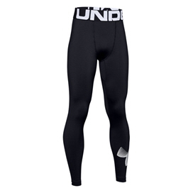 Under Armour® Cold Gear Boys' Legging, Black