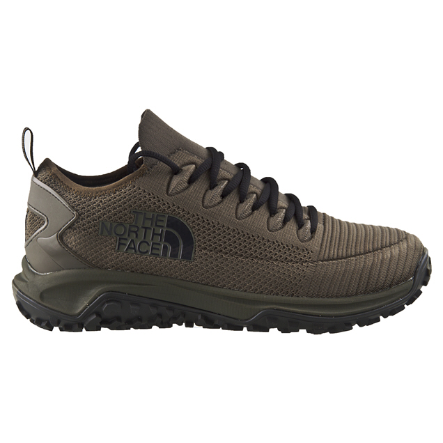 The North Face Truxel Hiking Shoe Green/Black