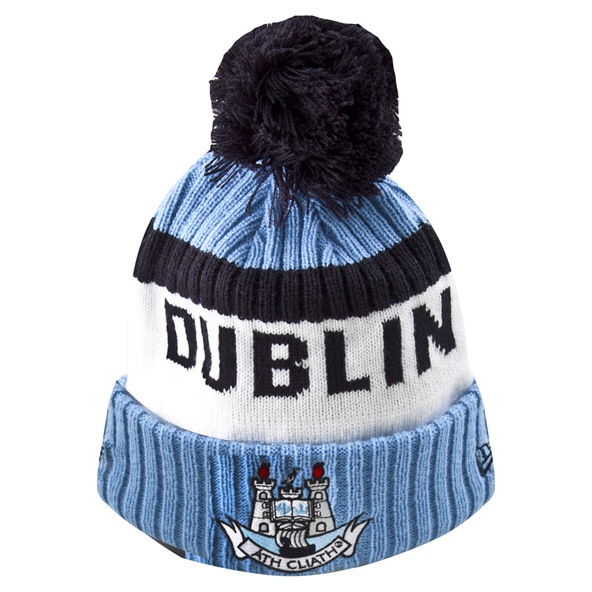 New Era Dublin Sideline Bobble Blue