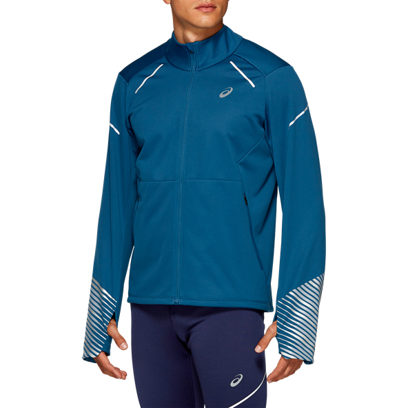 Asics Lite-Show™ 2 Winter Running Jacket, Blue