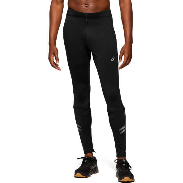 Asics Icon Winter Men's Running Tight, Black