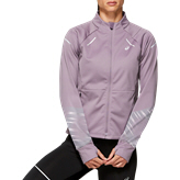 Asics Lite-Show™ 2 Winter Women's Running Jacket, Grey