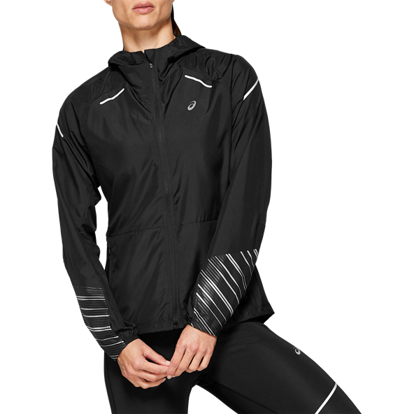 Asics Lite-Show™ 2 Women's Running Jacket, Black