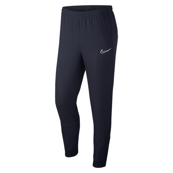 Nike Dry Academy WPZ Men's Pant, Navy