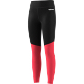 adidas Cardio Girls' Long Tight, Black