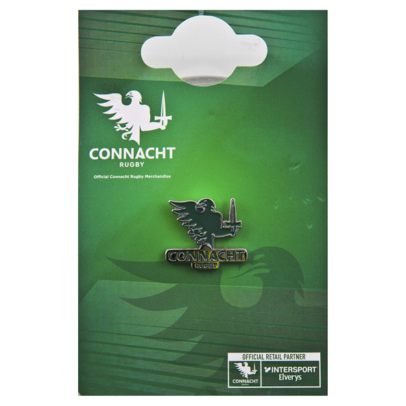 FOCO Connacht Pin Badge Green
