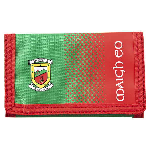 FOCO Mayo Wallet Green