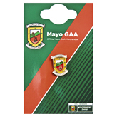 FOCO Mayo Pin Badge Green