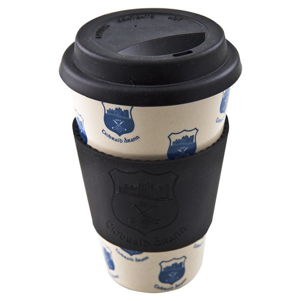 FOCO Tipperary Eco Coffee Cup Blue