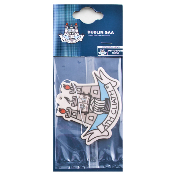 FOCO Dublin Car Air Freshner Blue