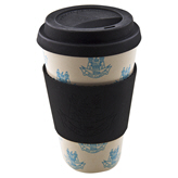 FOCO Dublin Eco Coffee Cup Blue