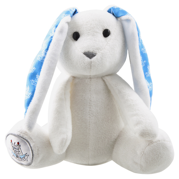 FOCO Dublin Rabbit Teddy Blue