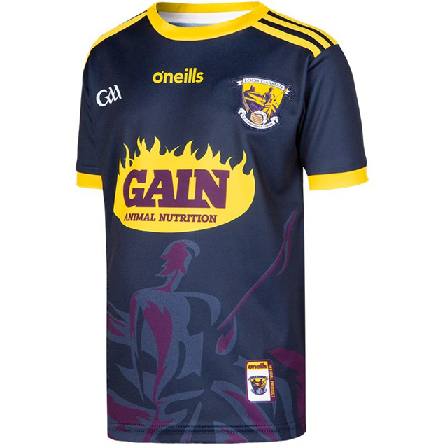 O'Neills Wexford Away Goalkeeper Jersey, Navy