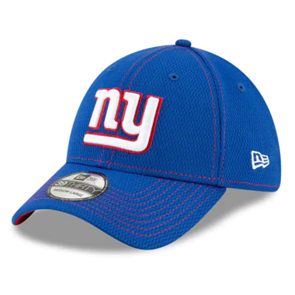 New Era 100Yr Giants Cap Blue