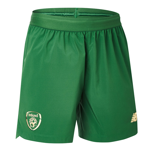 NB Ireland FAI 2020 Home Short, Green