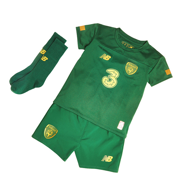 NB Ireland FAI 2020 Infant Home Kit, Green