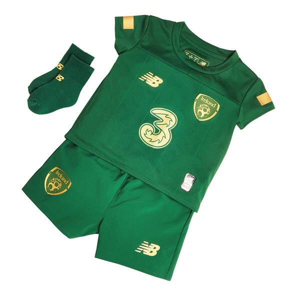NB Ireland FAI 2020 Baby Home Kit, Green