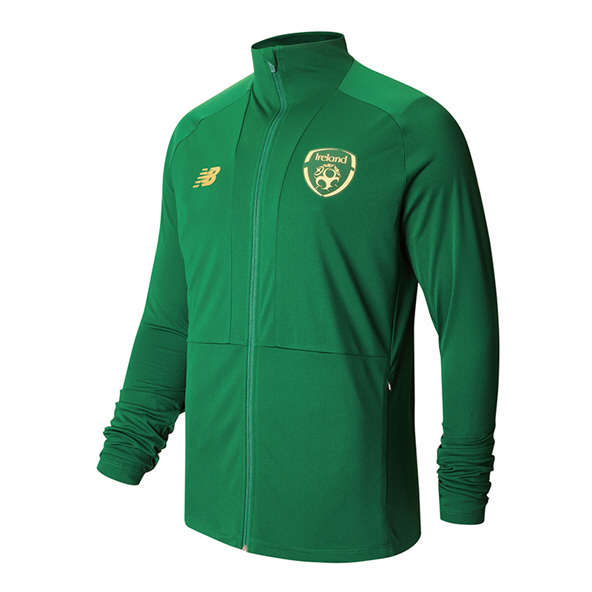 NB FAI 20 Travel Jacket Green