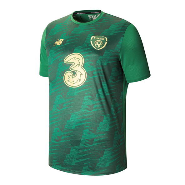 NB FAI 20 Kids Training Tee Green