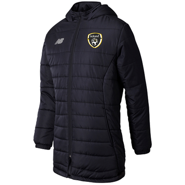 NB FAI 20 Stadium Kids Jacket Black
