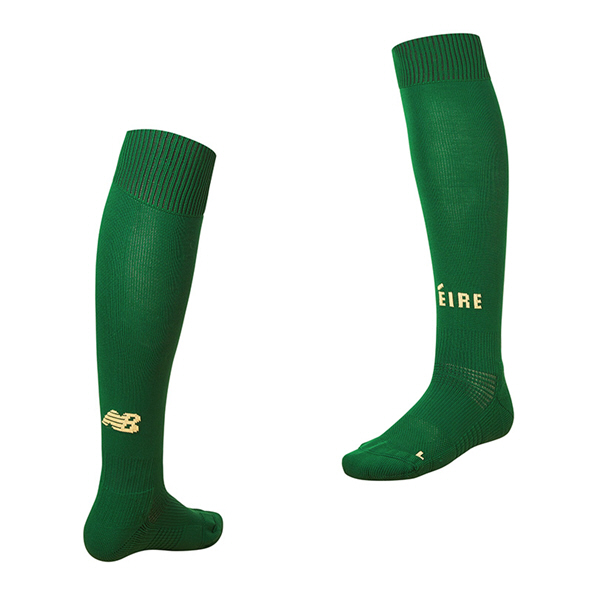 NB Ireland FAI 2020 Home Sock, Green