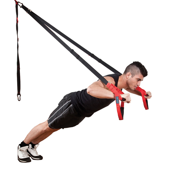 Fitness Mad Pro Bodyweight Suspension Trainer